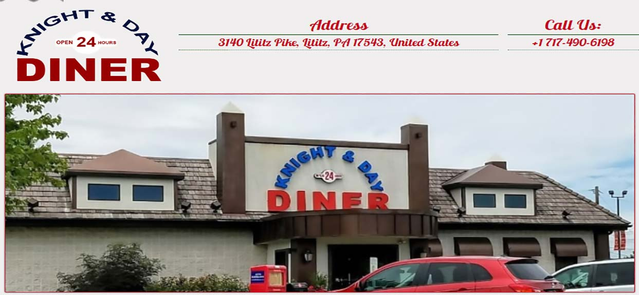 Knight & Day Diner